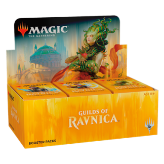 boosterbox Guilds of Ravnica magic