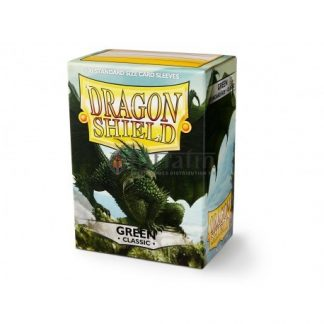 dragon shield classic green