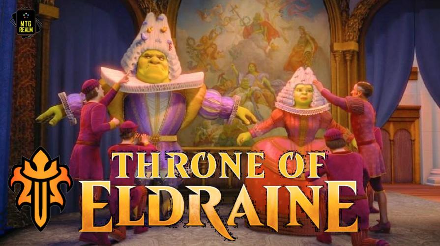 Blog Throne of Eldraine