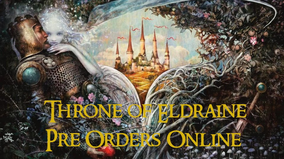 Throne of Eldraine Pre-Orders